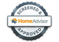 Homeadvisor Logo Seal of approval