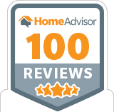 A & C Services has 115+ Reviews on HomeAdvisor
