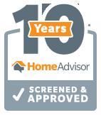 HomeAdvisor Tenured Pro - Blue Springs Siding & Windows, LLC