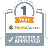 HomeAdvisor Tenured Pro - Comfortable Homes Remodeling