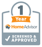 HomeAdvisor Tenured Pro - One Hour Heating & Air Conditioning