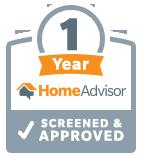 HomeAdvisor Tenured Pro - Trinity Service