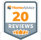 That Guy With a Broom, LLC has 20+ Reviews on HomeAdvisor