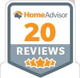 Preferred Painters has 20+ Reviews on HomeAdvisor