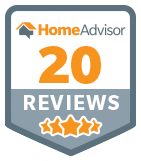 Blue Fox Heating & Cooling, LLC is a Top Rated HomeAdvisor Pro