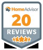 CVM Enterprises, Inc. Ratings on HomeAdvisor