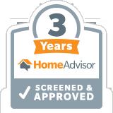 HomeAdvisor Tenured Pro - JWB Outdoor Solutions