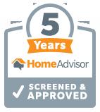 HomeAdvisor Tenured Pro - Spring Shutters