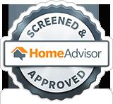 Orosco Design is HomeAdvisor Screened & Approved