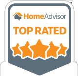 KC Garage Door Man is a HomeAdvisor Top Rated Pro