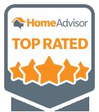 J & D Door Sales, Inc. is a HomeAdvisor Top Rated Pro