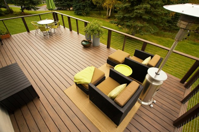 A Guide To Decking Materials Which Is Right For Your Home
