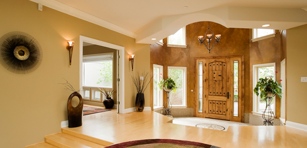 home entry remodel
