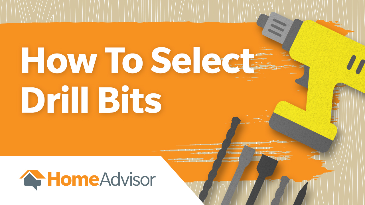 Choosing Drill Bits How To Choose The Right Size Bit