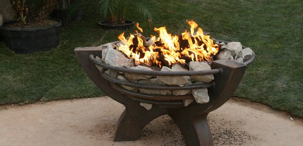 Fire Pit Safety Tips Fuel Placement