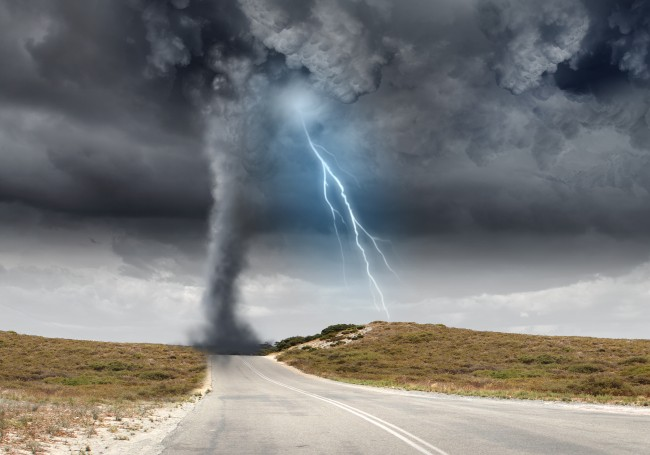 types of tornados Various types of tornadoes include the landspout, multiple vortex tornado, and waterspout waterspouts have similar characteristics to tornadoes,.