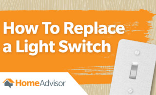 Tips on How to Replace a Light Switch by HomeAdvisor