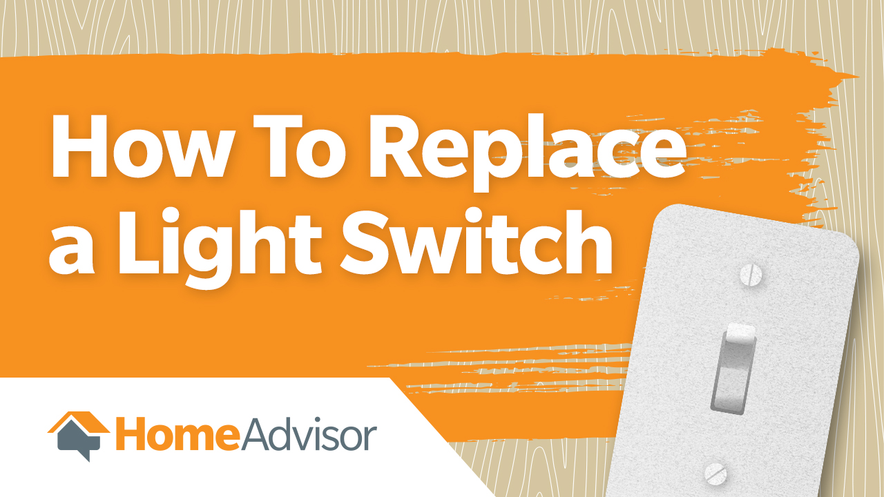 How To Install A Light Switch Wire Or Replace Convert 3way