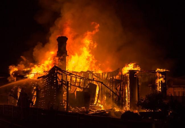 C 243 Mo Prevenir Incendios Prevenci 243 N De Incendios En El Hogar
