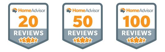 Contractor Reviews Badges