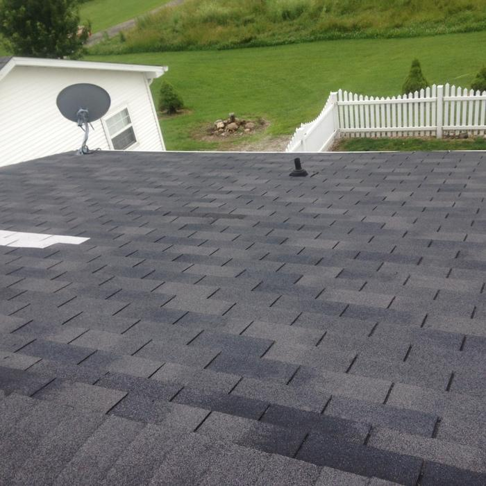 Types of roof shingles different types styles benefits for Different kind of roof