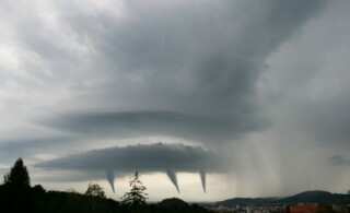 Deadly tornado