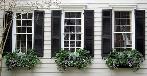 Increase Curb Appeal with New Shutters