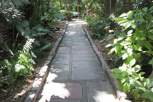 Edging, Lighting and Pathways