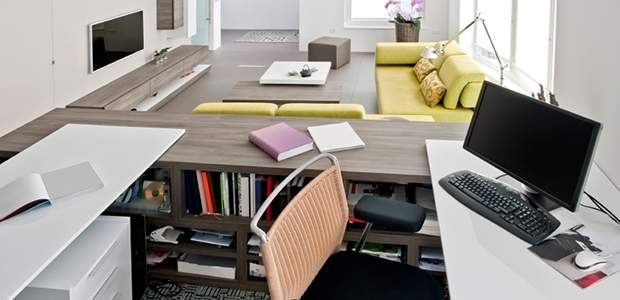 Study Office Remodel Ideas When Turning Your Dining Room Into