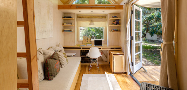 Small House Movement - Is Tiny Living For You?
