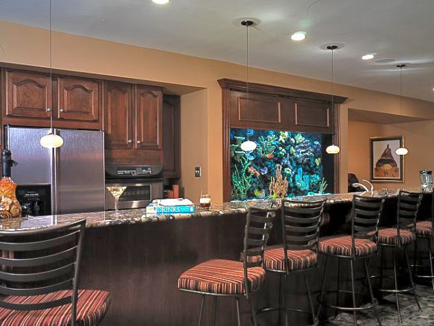 Custom Home Aquariums Aquarium Design
