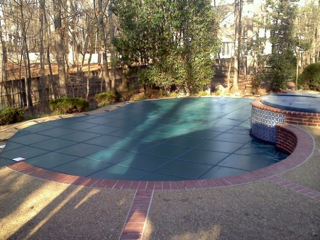 Hot tub cover & pool cover