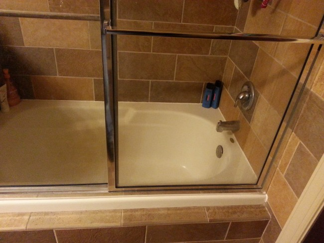 Shower Installation Base Tub Stall Small Bath Local Pros