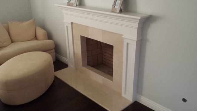 Ventless fireplaces are exactly what their name suggests: natural gas or propane fired fireplaces that don