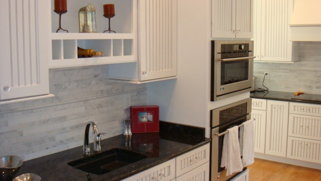 Tumbled Marble Tile Amp Backsplash