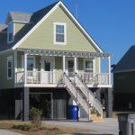 Modular beach home
