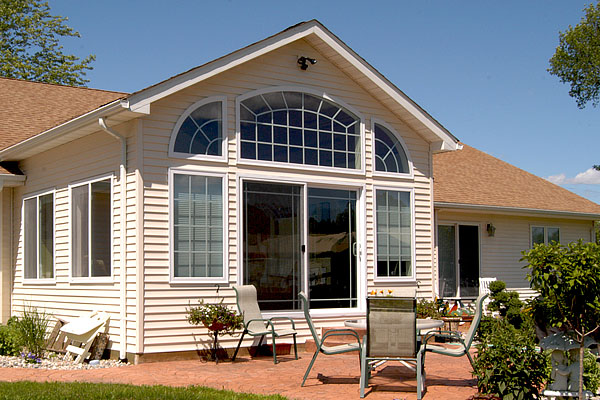 Pros cons and costs of installing double paned windows 4 season solarium