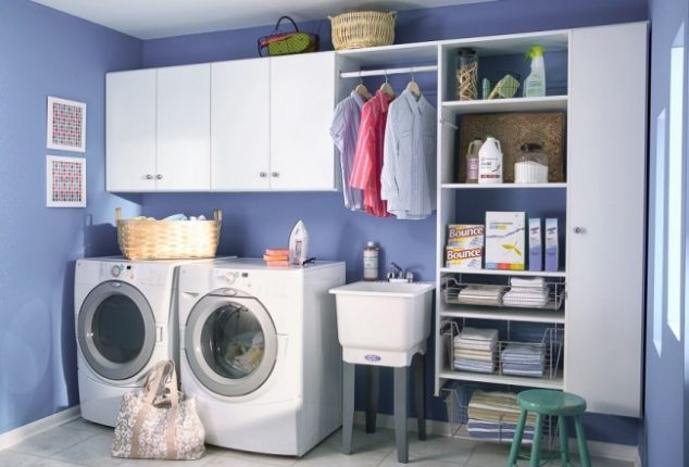 laundry area remodeling | renovate a laundry room