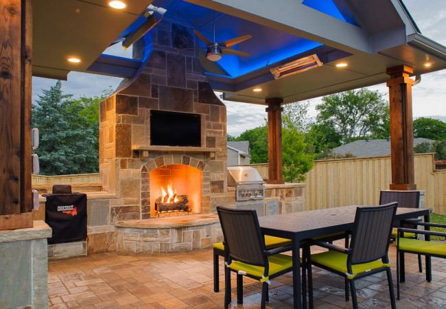 Creating an outdoor living area outdoor space tips Outdoor living areas images
