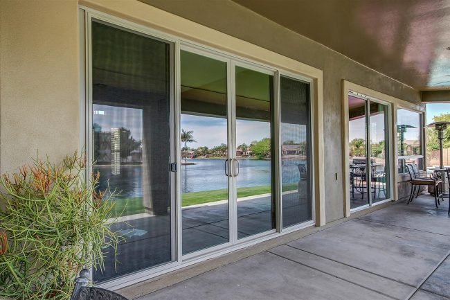 Exterior Sliding Glass Door replacing sliding glass doors and patio doors