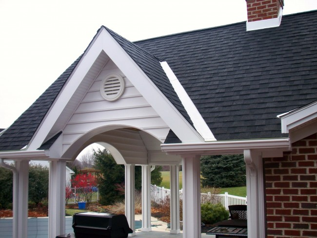 asphalt roofing shingles the alternative to wood and tile