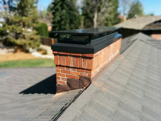 Chimney Caps | Copper Chimney Cap