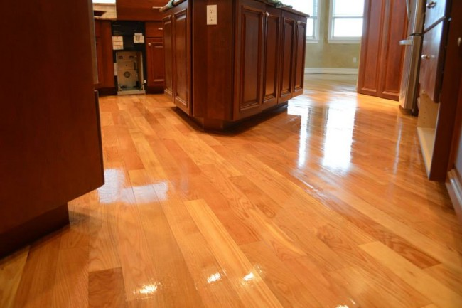 Hardwood flooring ideas old techniques new trends for Hardwood floor ideas pictures