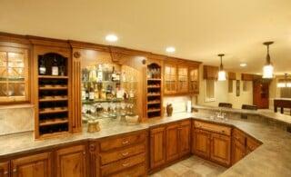 Liquor cabinet