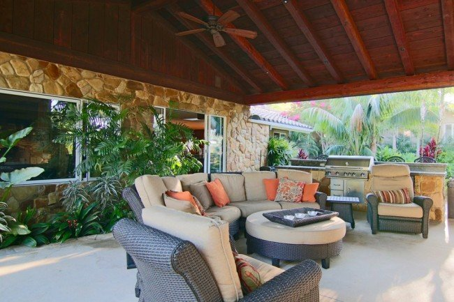 Outdoor Living Designs : 25 Outdoor Living Ideas  Backyard Ideas For Your Next Event