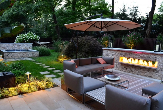 Outdoor Rooms | Gazebos, Saunas, Kitchens, and more