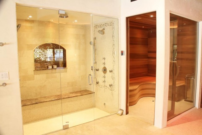 how to use portable steam sauna