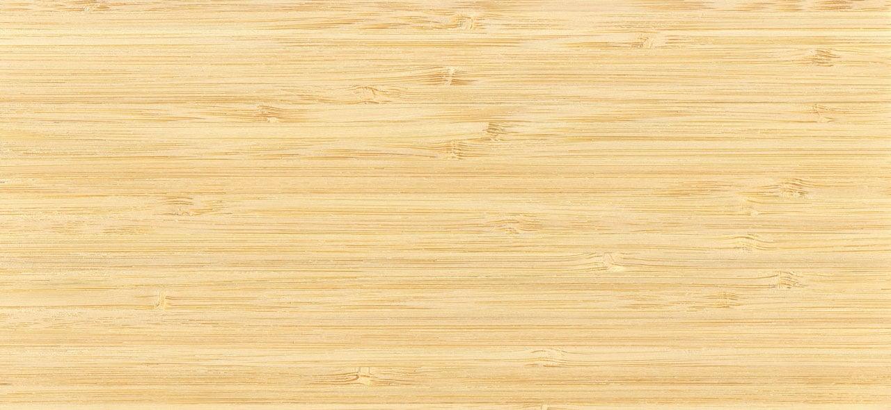 Bamboo hardwood flooring texture closeup.