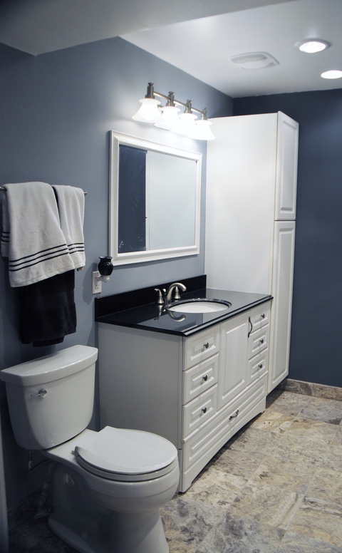 homeowners devote big budgets to bathroom remodels - Pics Of Bathroom Remodels