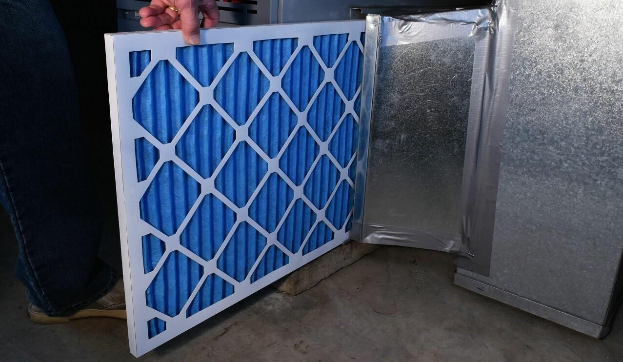 blue furnace filter